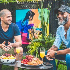 Art-Dooring Sriiz, Bernardin et Didier
